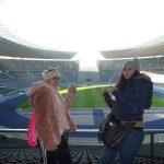 Almanya olimpia stadyumu
