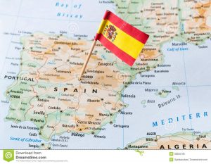 spain-flag-map-paper-pin-36255106